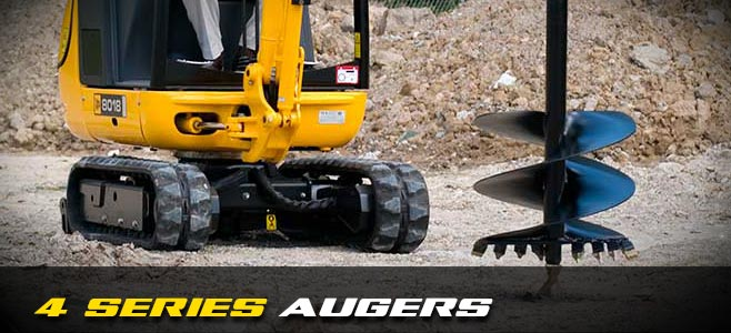 4 Series Augers - Digga Europe