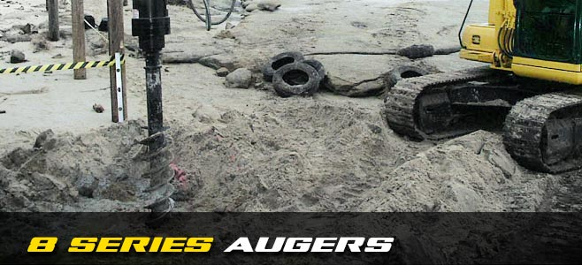 8 Series Augers - Digga Europe