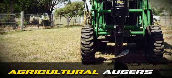 Agricultural Augers - Digga Europe