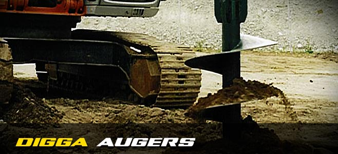 Drilling Augers - Digga Europe