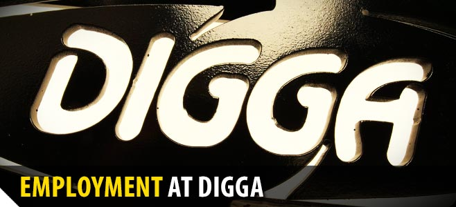 Digga North America - Employment Opportunities