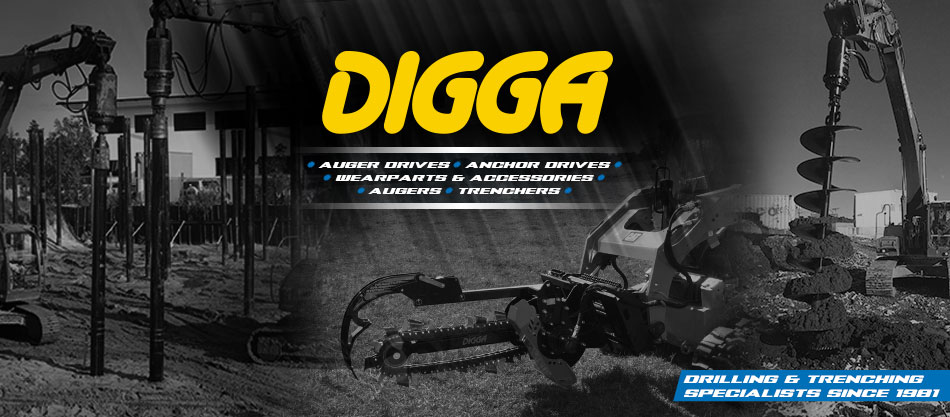 Digga Earthmoving and Machinery Attachments - Digga Europe