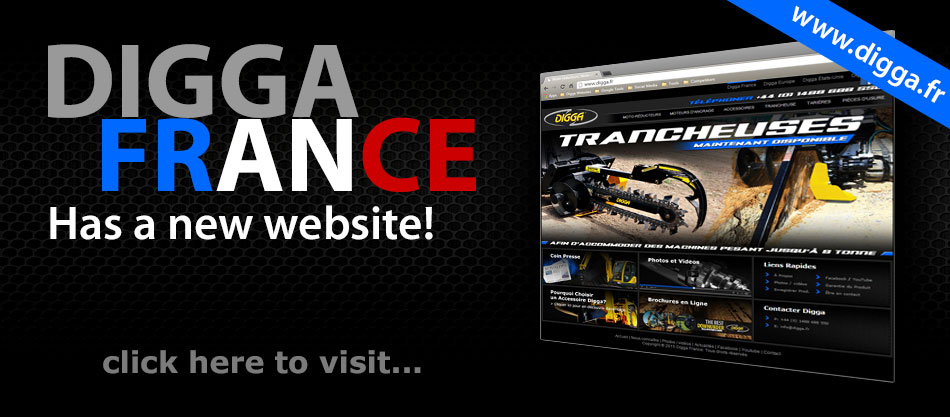 Digga France website now online - Digga Europe