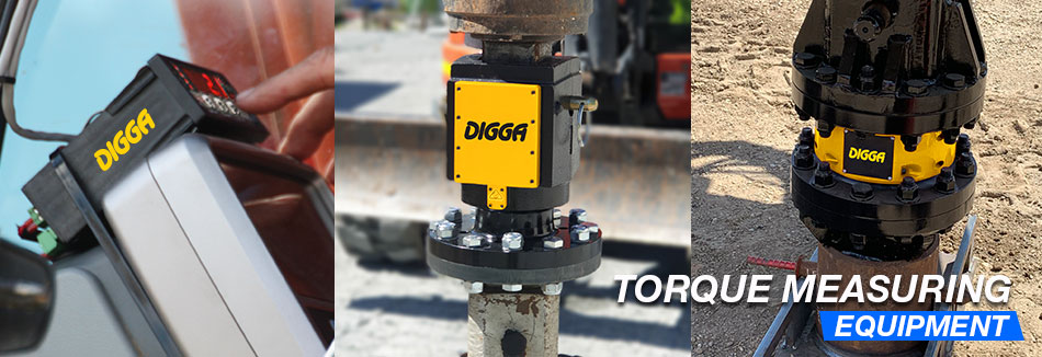 Torque Measuring Equipment - Digga Europe